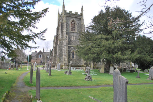 Burneside Parish Council image of church