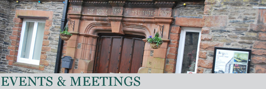Burneside Parish Council image for Events and Meetings Page